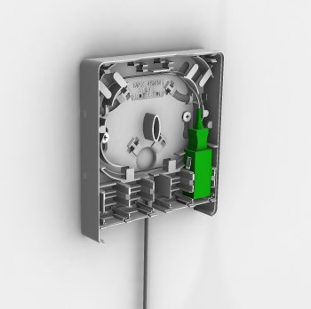 Fiber Wall Outlet FWO